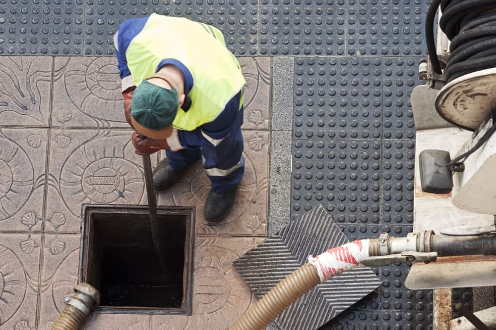 drain cleaning sutton