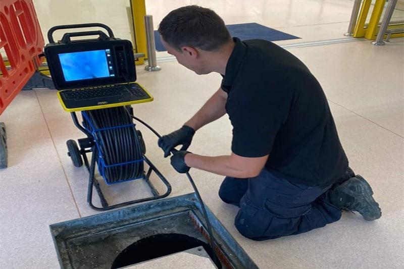CCTV Drains Surveys